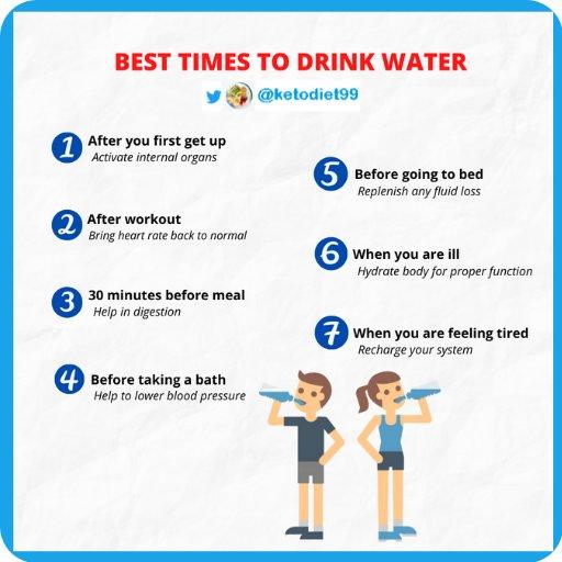 KETO BEGINNER CHEAT SHEET  1. #drink plenty of #water pic.twitter.com/olQWaqdu3c