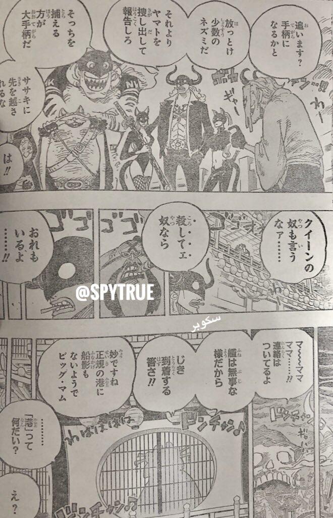 One Piece Spoilers 981 EZpXF4PXsAAeIZE
