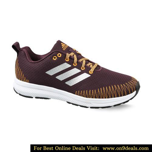 Adidas Flat 60% Discount With Free Shipping