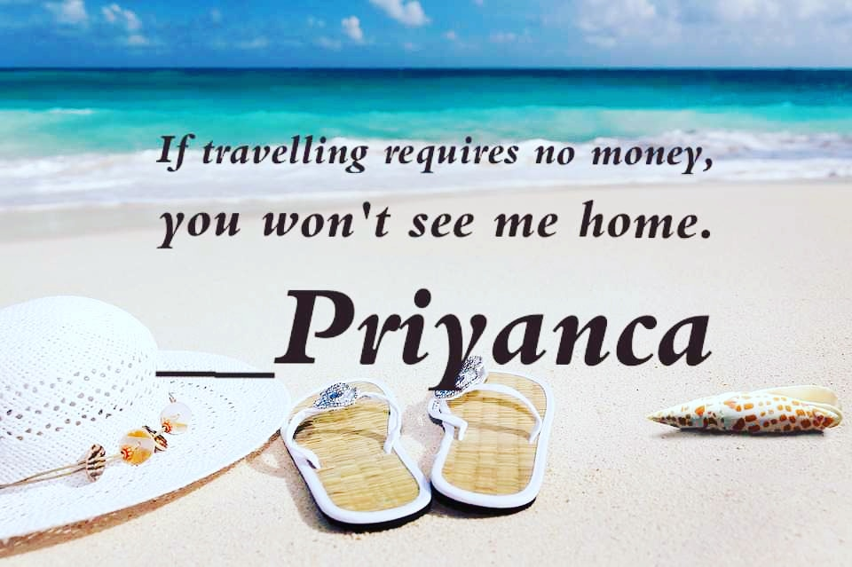On Travel #quotesofpriyanca #quotes #travel #quotesdaily pic.twitter.com/2m5p0MTmGk