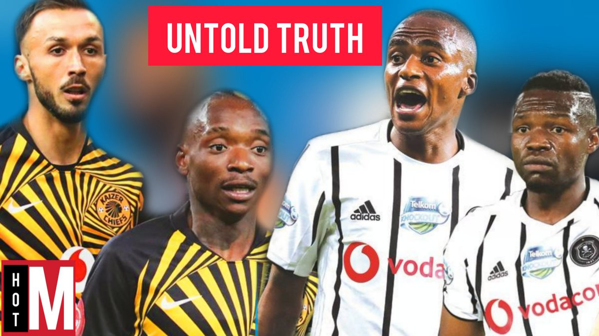 Untold Truth Of The Soweto Derby | Why They Hate Each Other youtu.be/C2LvT2hTs3g #Orlandopirates #kaizerchiefs #sowetoderby #orlandopiratesvskaizerchiefs