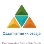 Image for the Tweet beginning: Ohjaajan #osaamismerkit suoritettu osana @OsuvatTaidot -hanketta.