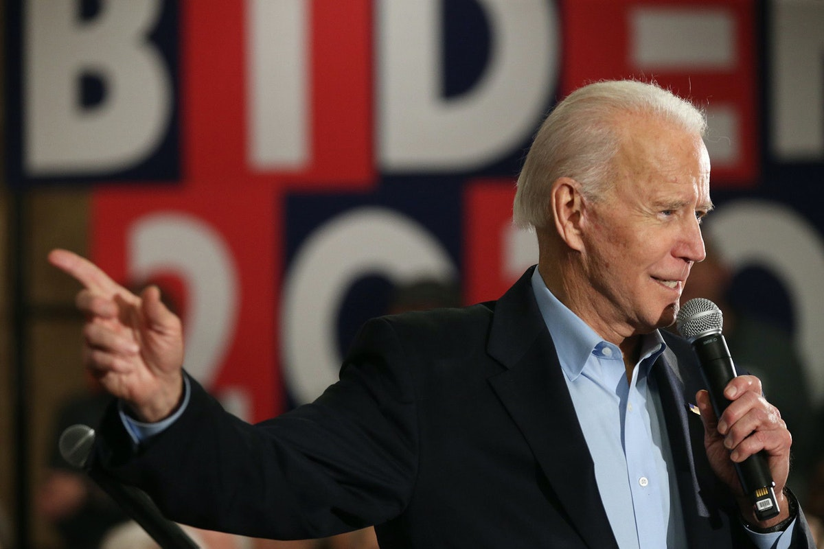 REPORT: Joe Biden In Talks To Attend George Floyd's Funeral