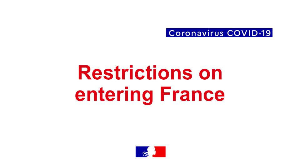 Kedubes Prancis Jkt V Twitter Covid19 Restrictions On Entering Metropolitan France And Its Territorial Communities Https T Co Nnwz2gtv58