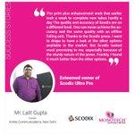 Image for the Tweet beginning: #Scodix Ultra Pro helped #AniktaCommunications,