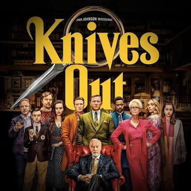#KnivesOut - Clever and funny throughout, Knives Out is an enjoyable murder-mystery, both fresh and classic at the same time  <br>http://pic.twitter.com/ysfQtOwD8E