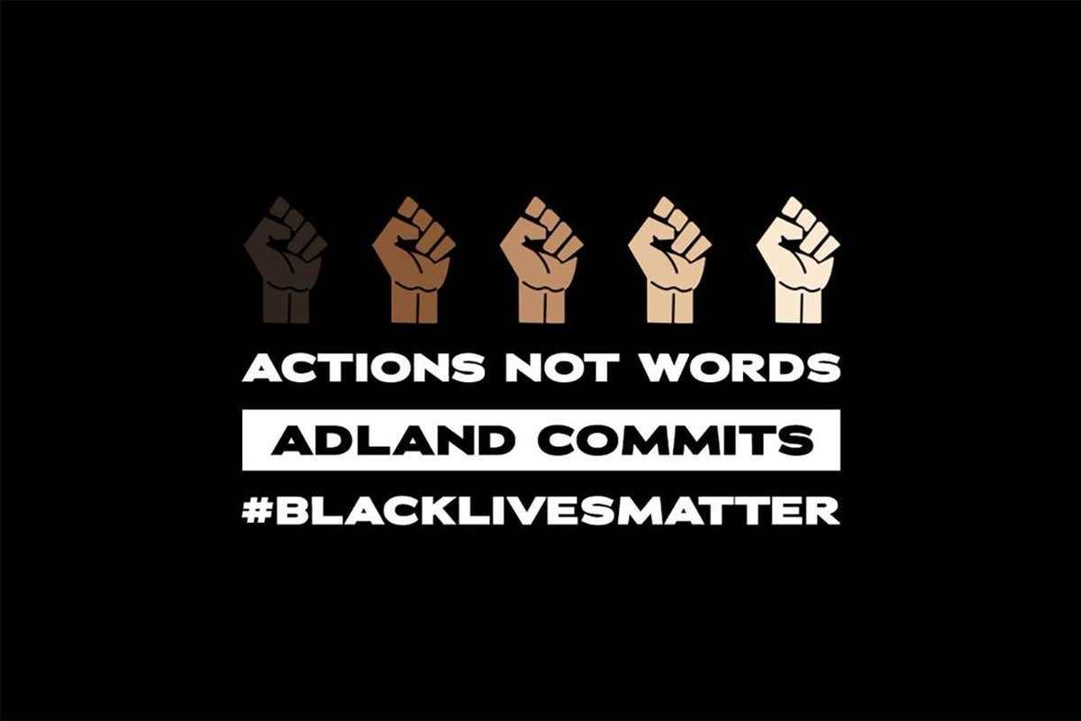 Adland open letter calls for solidarity and action after death of George Floyd https://t.co/BaZI1uLlQ0 https://t.co/QDTBiU0JK0