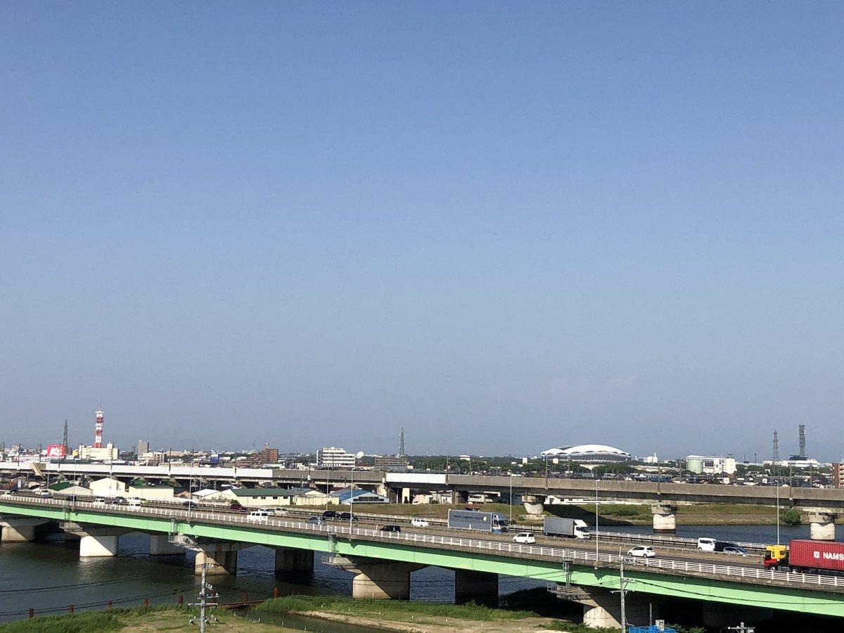 今日も暑い日になりました!☀ 新潟市の最高気温29度!!💦 外でお仕事の方々お疲れ様でございます<(_ _)> 車の運転は気を引き締めていきましょう🚗 #NCV #新潟バイパス #安全運転 #暑い https://t.co/eZ9cKARHB8