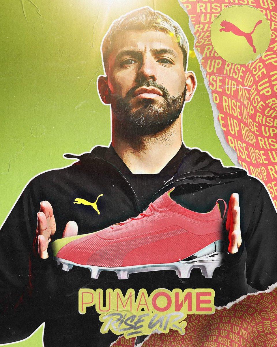 It's Rise o'clock ⏰ @pumafootball https://t.co/tBxDyjgYu6
