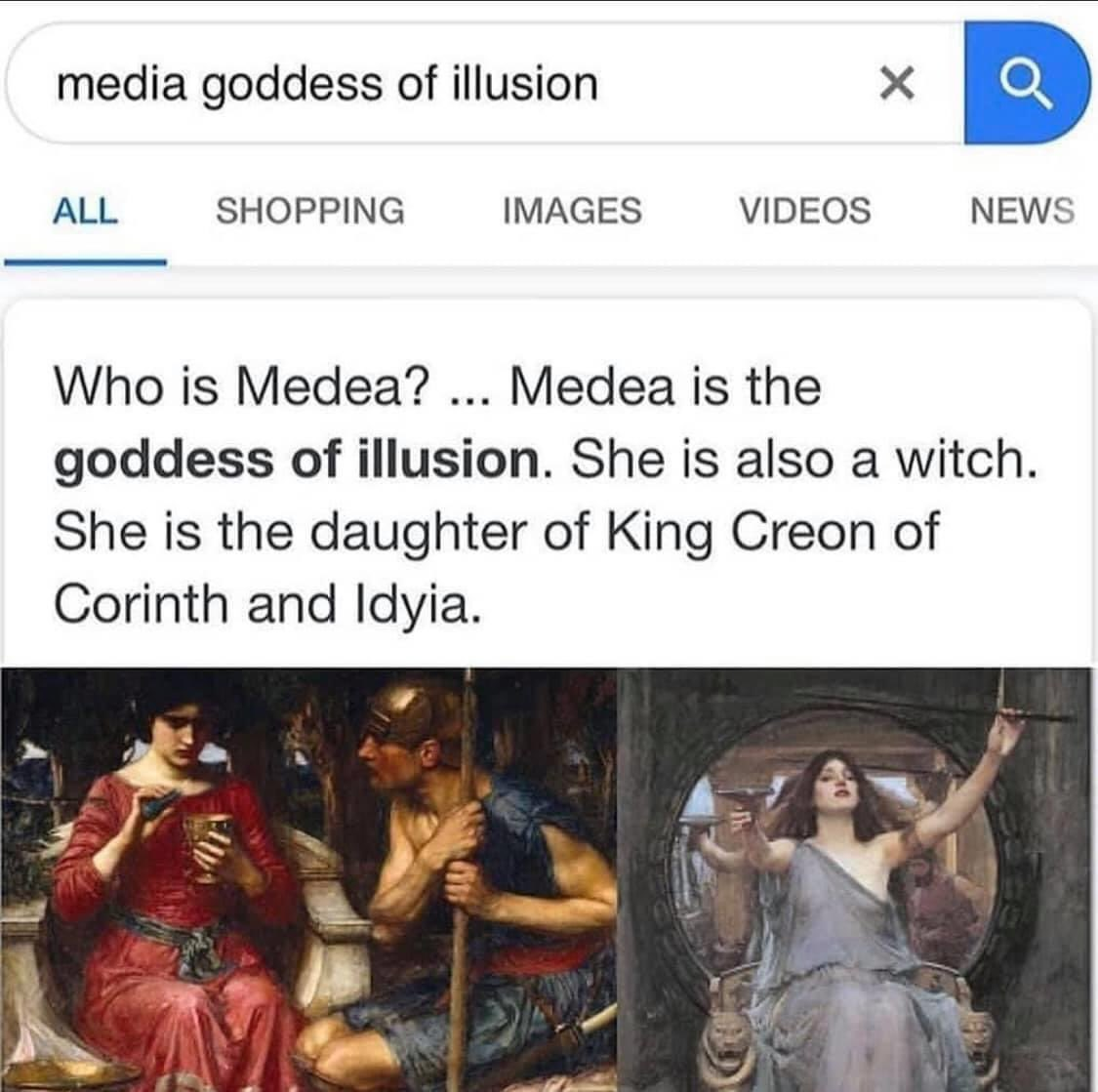 Turn off the Medea. You are possessed and under a spell. #Media pic.twitter.com/tkR9AeGkNj