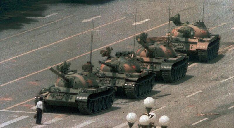 #Tienanmen