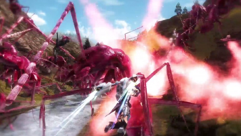 New EDF 5 Trailer Is A Somber Take On Blastin' Big Bugs. #games #game