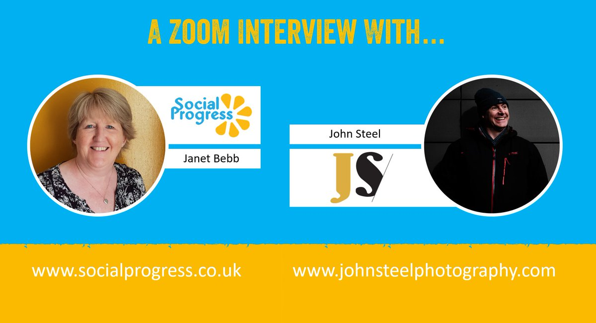 Earlier this week @SoProJanet interviewed our friend @Johnsteelphoto 📸 Why not make yourself a brew ☕️ & watch on our #YouTube channel:   #Photography #WeddingPhotography #CorporatePhotography #CommercialPhotography #Headshots #TeamPhotos @HonleyBizAssoc