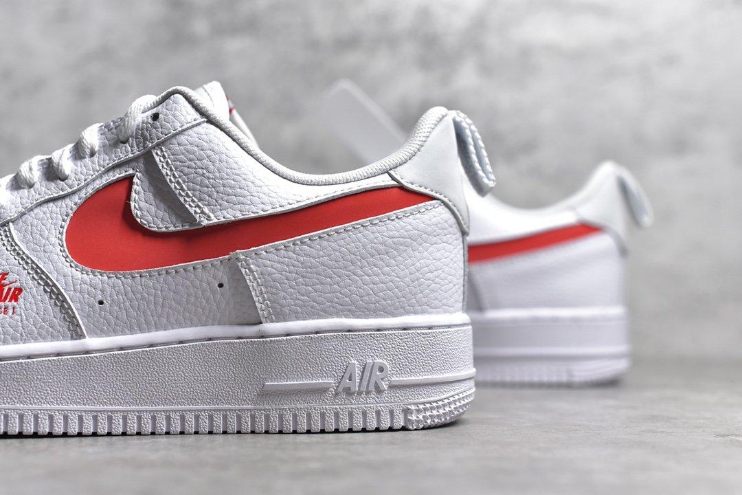 Nike Air Force 1 Utility White