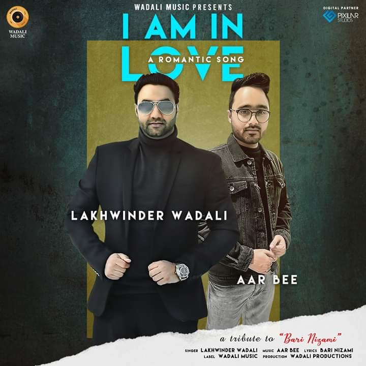 "S""I AM IN LOVE - HO JAAVE JE PYAR"" By Lakhwinder Wadali Ji On Wadali Music Is OUT NOW...  Watch, Like & Share Share Share...   https://t.co/YY2eKjWgOg   #LakhwinderWadali #Sufi #Thewadalis https://t.co/MhrqdMNDnQ"