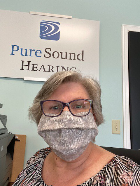 Here's a #BehindTheScenes look at #PureSound #HearingAids with our patient care coordinator, Martha! We are currently offering #curbsideservices at #PureSound.  https://t.co/PXVmhVrBvY https://t.co/xTL80PcyxO