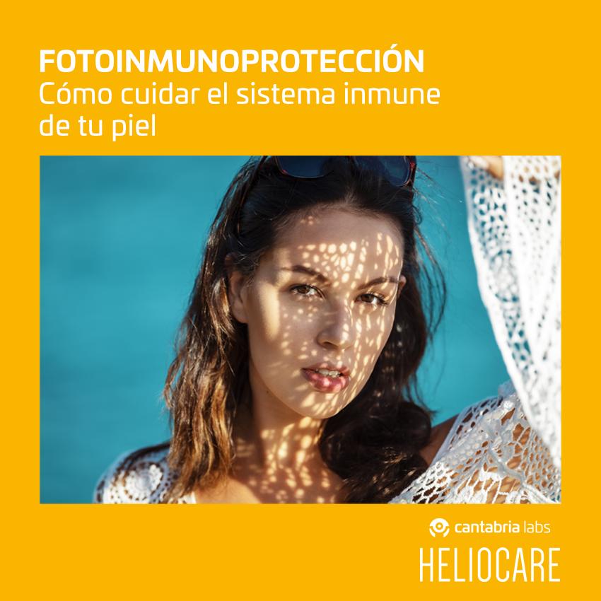 Fotoinmunoprotección o cómo cuidar tu sistema inmune frente al sol https://t.co/5ZsIId2558 #HELIOCARE #FOTOINMUNOPROTECCIÓN https://t.co/5qVh7SXpbX
