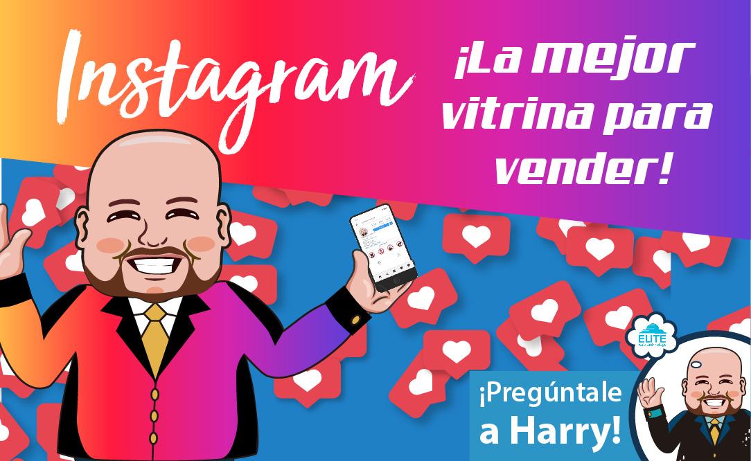 Así que, Si tu #Marca o #Empresa no está en esta plataforma, es momento de que des el paso 💫Permítenos llevar tu negocio a la era #Digital 📲 ¡Pregúntale a Harry! 🌟  #Marketing  #SocialMedia #Instagram #RRSS #Ventas #Business