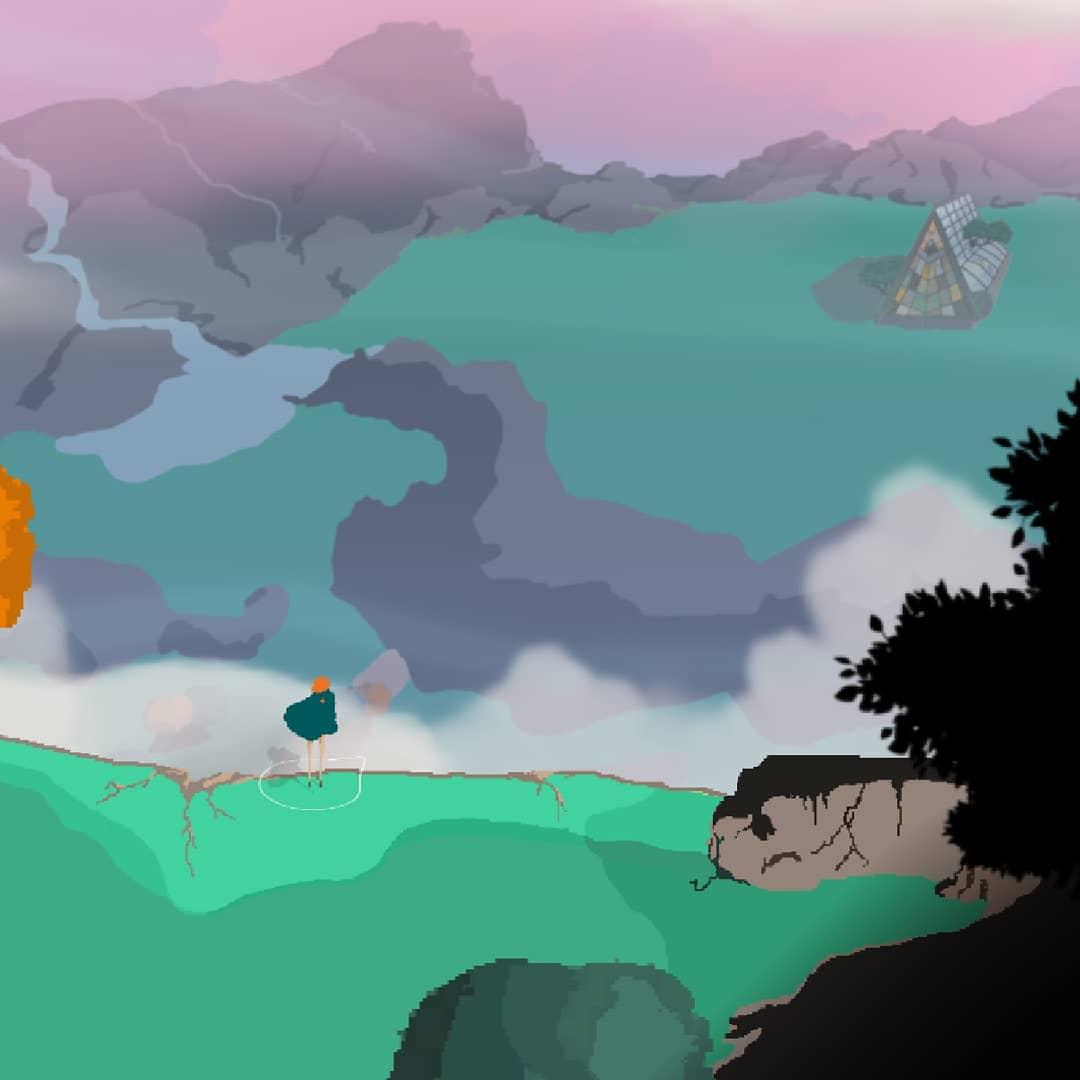 One of the soothing places you can find in #Aveliana, time to prepare for the adventure. #indiedev #indiegame #videogames
