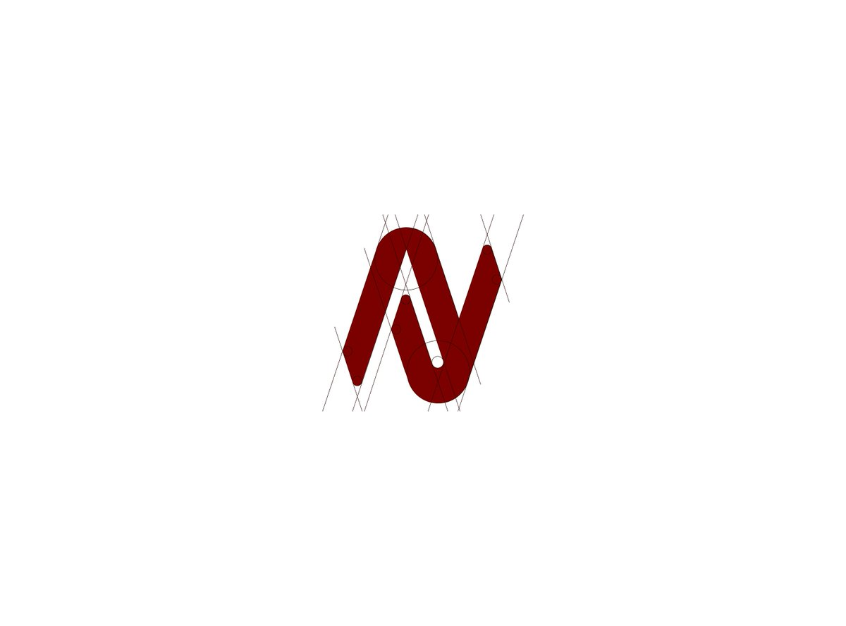 N monogram logo design by Creed team. @creeddesigners  If you need a design services, visit us at the link 👇  . . #logos #logo #branding #identity #logoplace #instafollow #logoinspiration #flatdesign #logonew #conceptart #brand #dribbble #behance #logotype