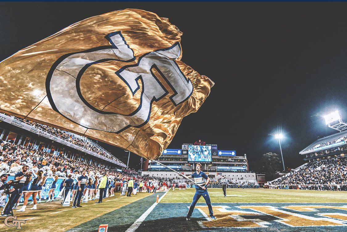 We will proudly join @GTAthletics Tuesday November 3rd to give @GeorgiaTechFB Team the day off to participate in the most important part of our democracy #VotingMatters 🗳 Thank you @GTToddStansbury @NellOnWheels @GTJoshPastner & @CoachReveno for continuing the conversation