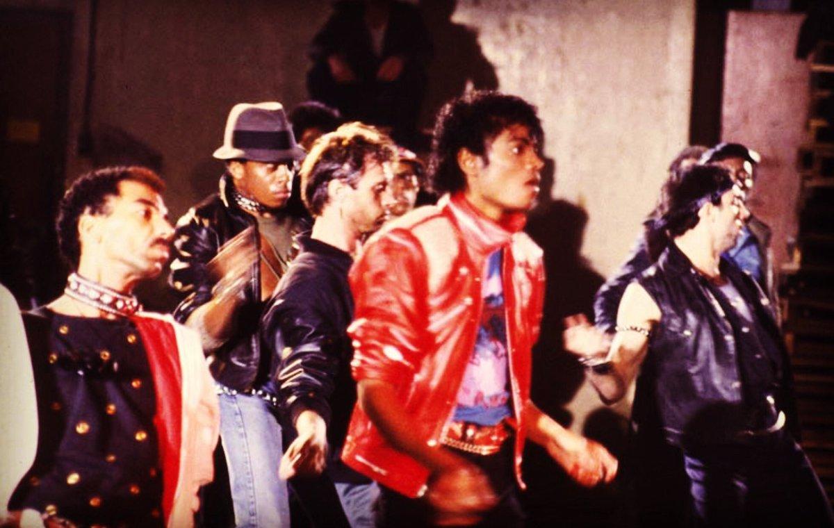 ❤️Michael Jackson Beat it video @michaeljackson #beatit #videoclip #cover #songcoversmusic #michaeljackson #80's #fashion #80sfashion @demotapes7