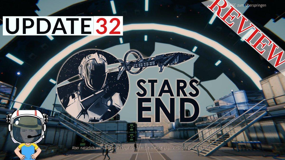 Stars End - Update 32 ist da @PlayStarsEnd     #starsend #indiegame #indiegames #indiedev #Western #scifi #survival #gaming #pcgamer #UPDATE #youtubechannel #youtuber #deutsch #German