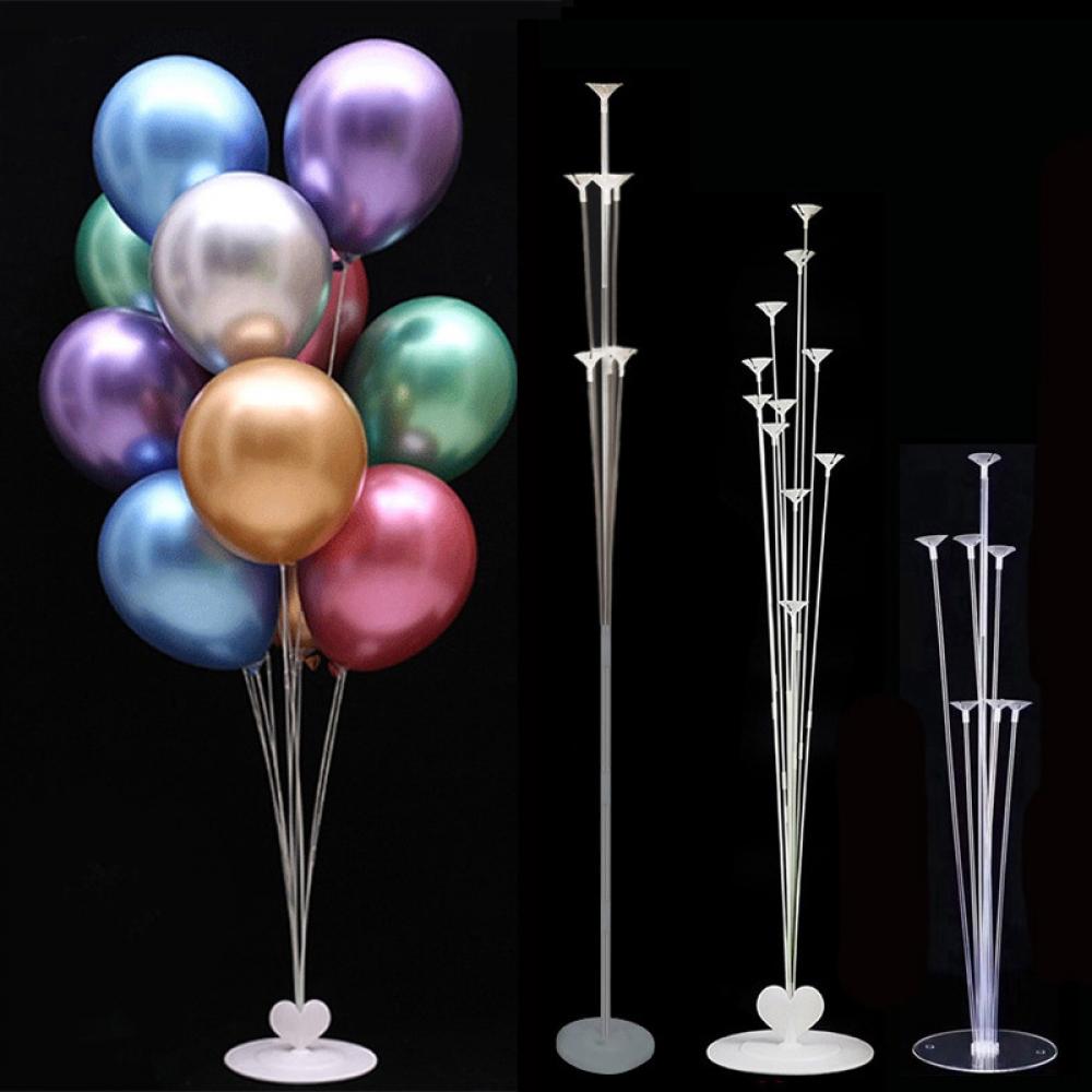 #clothing|#fashion|#tech|#lifestyle Wedding Decoration Balloons Stand Holder Column Stick Baloon Baby Shower Balloon Glue Dot Arch Birthday Party Decor Globos