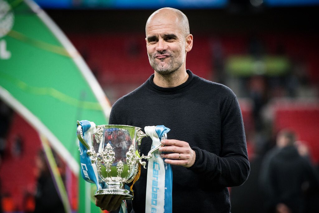 It is amazing how the @Carabao_Cup thought ahead and had their competition finish before the outbreak to protect its integrity - a truly god-tier competition.  #MCFC | #ManCity pic.twitter.com/7OC3wP5Drs