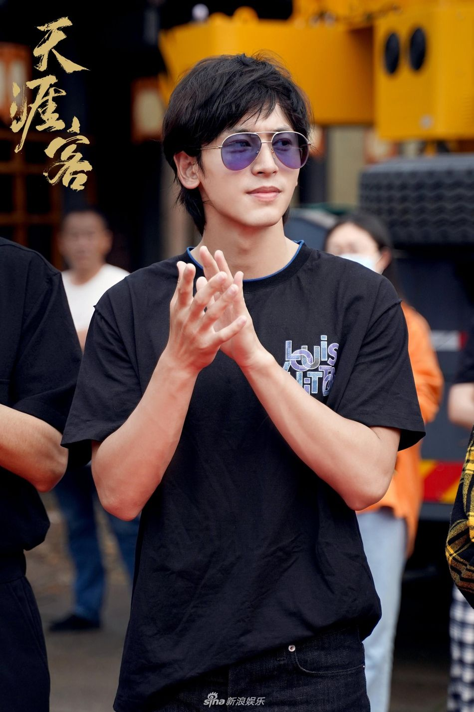 """EZqJ420XkAA72jI?format=jpg&name=large Zhang Zhehan and Gong Jun To Star in """"Tian Ya Ke"""", the Drama Adaptation of BL Novel """"Faraway Wanderers"""" by Priest"""