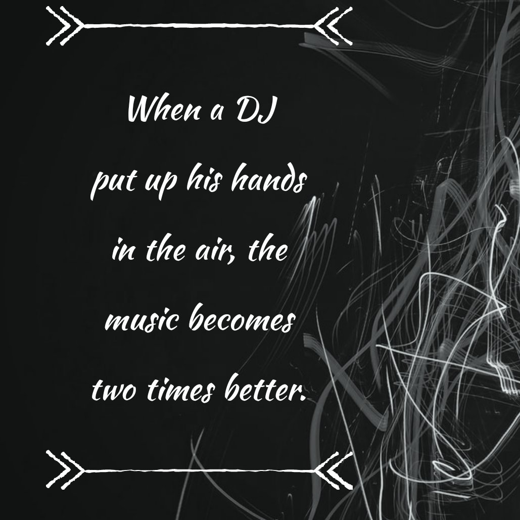 Exactly.♥️ Today's Terms Needle - A term referring to a turntables stylus. Outro – the end of a song, often the same few words being faded out. Stay tuned for more. #lingo #dj #djyash #music #love #djyashind #better #djlifestyle #djterminology #djing
