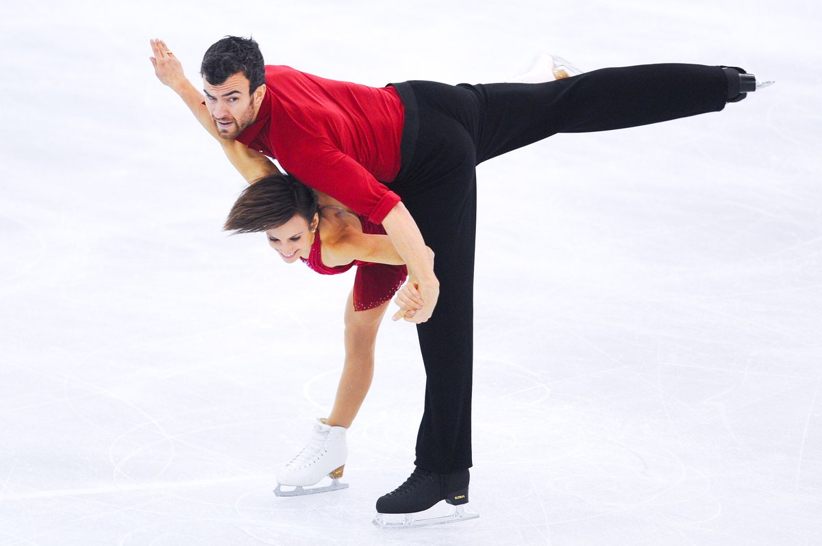 Are Virtue And Moir Fucking Or What