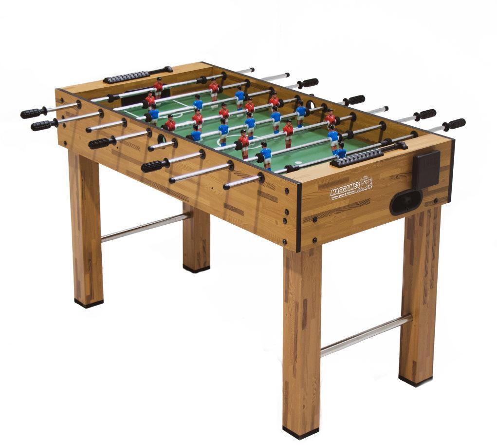 ¡Oooooé, oé, oé, oééééé! Los #futbolines son #juegosactivos, ya que fomentan el movimiento del cuerpo mientras juegas. Y ayudan a mejorar reflejos y coordinación. El modelo Berna es para que los más pequeños de la #casa se inicien #enfamilia o con amigos. http://bit.ly/2XmsuaNpic.twitter.com/8Jync1TgAO