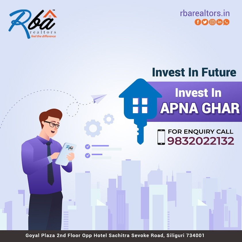 Invest in #ApnaGhar Invest in your own #future Ab #Sapne_Saakar Haqiqat Me !! Now get your own home at #Affordable_Price!! just get in touch with us at  or 9932238000   9932248000 to get Excellent deal analysis!