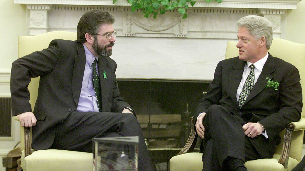 OPINION: Gerry Adams reflects back on Irish American support for peace & justice here and invites you night-owls to join him tonight for a transatlantic conversation on Irish Unity with former Congressman @JoeCrowleyNY @GerryAdamsSF
