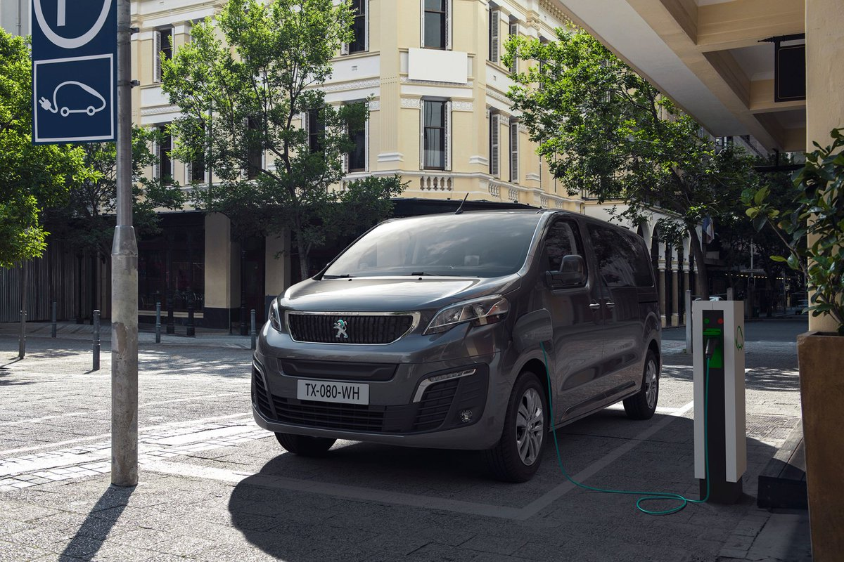 everything will be electrified. #Electric cars are the #future of #mobility. Today, #Peugeot announces its new 100% electric passenger Van, the e-Traveller. info:   #myPeugeot #meinPeugeot #auto #meinAuto #UnboringTheFuture #ElectricVehicles #electricCar