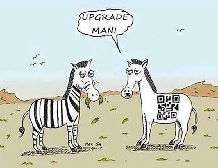 #cantstopprogress #future #upgrade #Futurism #humour