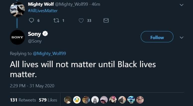 You heard Sony, no PS5 until you all stop being racist 💁♀️ https://t.co/oKh781BDiy