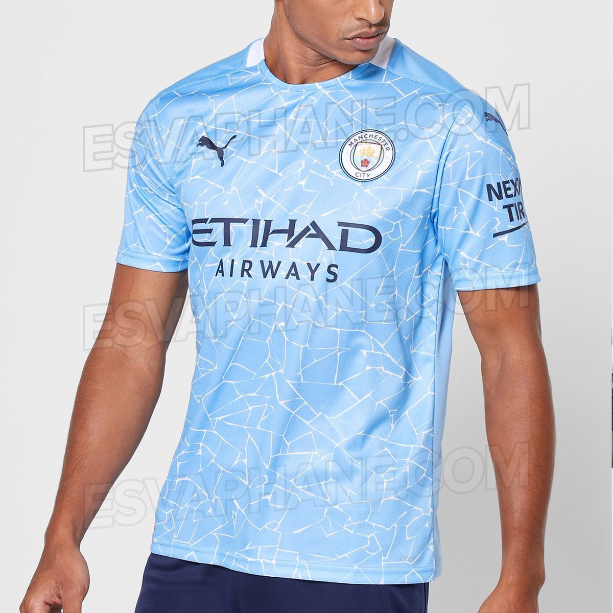 | #ManCity 2020/21 Home Shirt (leaked).   Your thoughts?   [@esvaphane]pic.twitter.com/ibwWKiWVEw