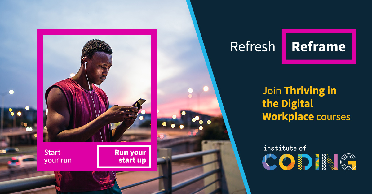 Learn key digital skills and prepare yourself for the future of work with our partners @UniversityLeeds and @FutureLearn Thriving in the Digital Workplace program, now part of @educationgovuk #TheSkillsToolkit: https://t.co/m9cXvYdwQq https://t.co/QSVKau0OCw