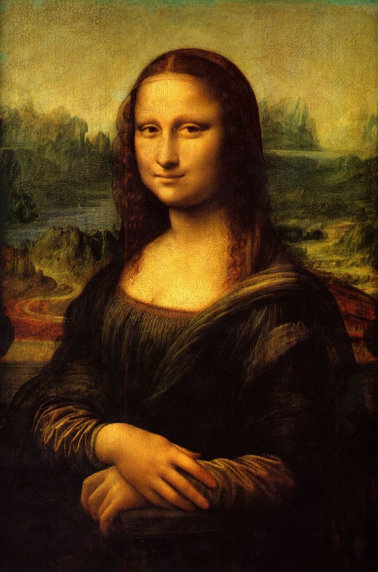 10 most famous paintings in the world  1.  Mona Lisa   Artist: Leonardo da Vinci Estimated date: 1503 to 1519 Where to see it: Louvre Museum (Paris) <br>http://pic.twitter.com/VoVbzwsEdn