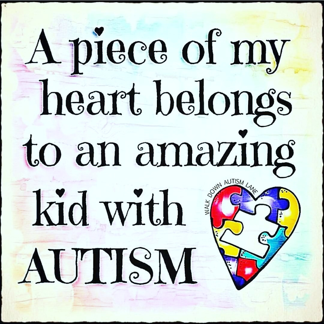 Every day is autism awareness day in our house. #autism #autismdad #autismawareness  #autismawarenessmonth #autismfamily #autismparent #autismrocks #lightitupblue #differentnotless Let's Band together to raise awareness 🙏💙👊🌍 https://t.co/WSc6QhwfZJ