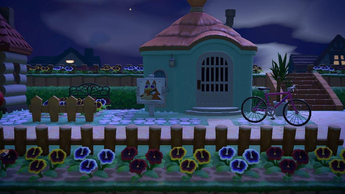 プール付きの住宅街とキャンプ場できた! #どうぶつの森 #AnimalCrossing #ACNH #NintendoSwitch