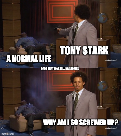 #marvelmemes #marvelcomics #mcu #ironman #tonystark https://t.co/SU9P1DRi1W