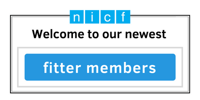 The NICF would like to welcome our new Fitter member, Mark Andrew Brown from Rockferry, Birkenhead, Merseyside.