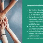 Image for the Tweet beginning: Heute soll das Berliner #Landesantidiskriminierungsgesetz