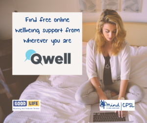 This week we've got Grace writing a guest blog post for us! Grace has been reviewing #Qwell to see what it has to offer! Check out what they thought with the link below! 😊 https://t.co/cuQSBgvL8i  @cpslmind  @CambsPboroCCG @How Are You Peterborough https://t.co/EicN6bwPTs