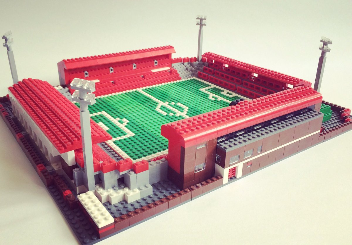 #tbt Ayresome Park, Middlesbrough