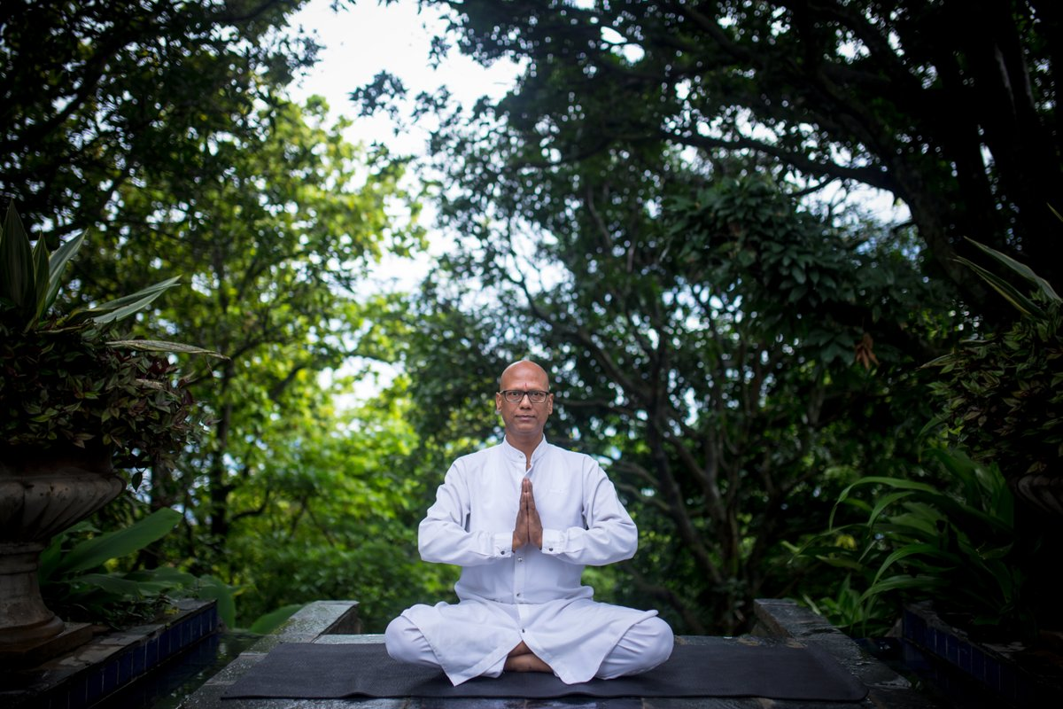 Ananda in the Alps will be back from 27th until 31st August 2020 at Nira Alpina! Hatha Yoga and Meditation Workshop with Yogi Sandeep Agarwalla form the Himalayas. https://t.co/dqLoS6pjoa