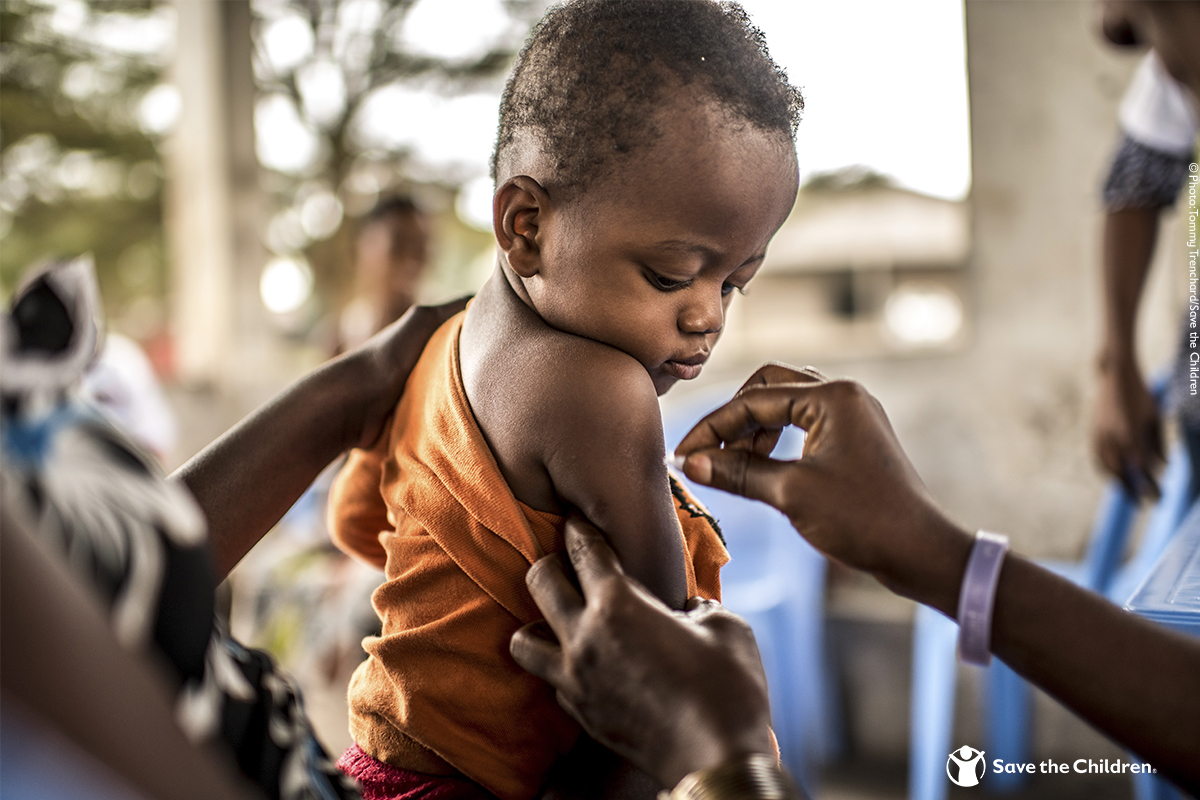 Millions of kids will miss out on life-saving vaccines due to #COVID19. To combat the resurgence of other deadly diseases, we must deliver vaccines where we can & ramp up immunization.   A fully funded @gavi will support immunization in under-served communities. #VaccinesWork💉 https://t.co/odUjlOe9Eq
